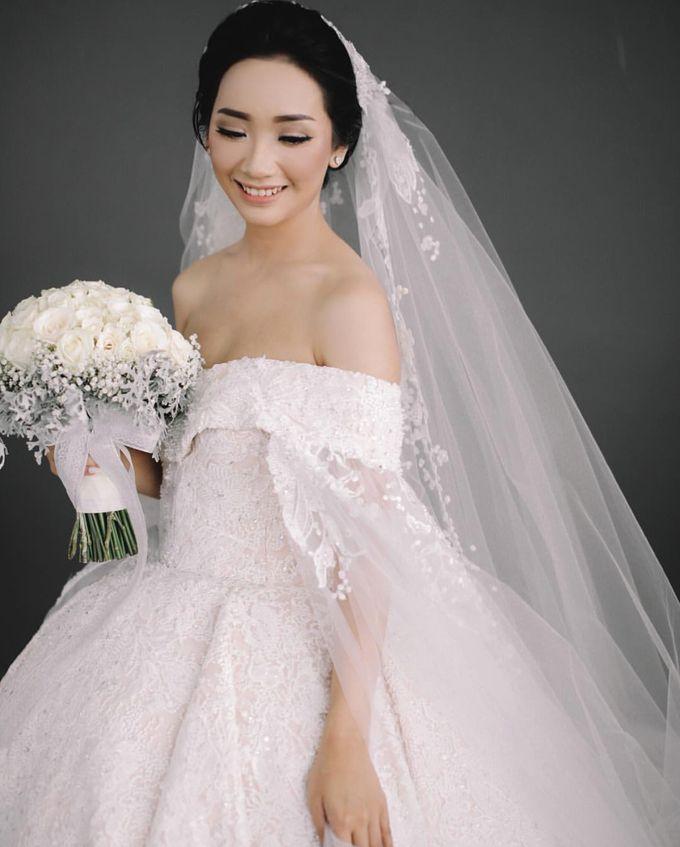 Wedding Gown for Mrs Icha by PRIDE Organizer - 007