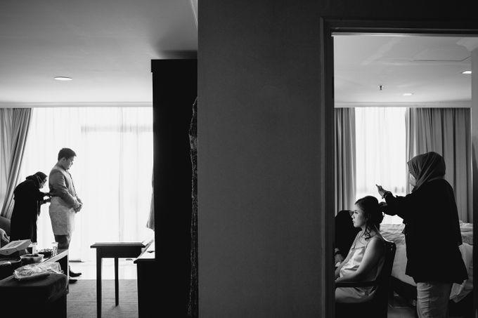 The Wedding of Filda & Hizrian by KRISTAL HOTEL JAKARTA - 002