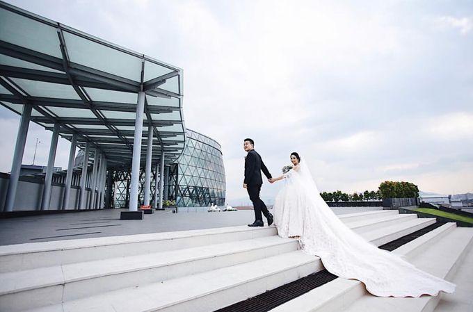 Wedding Gown for Mrs Icha by PRIDE Organizer - 008
