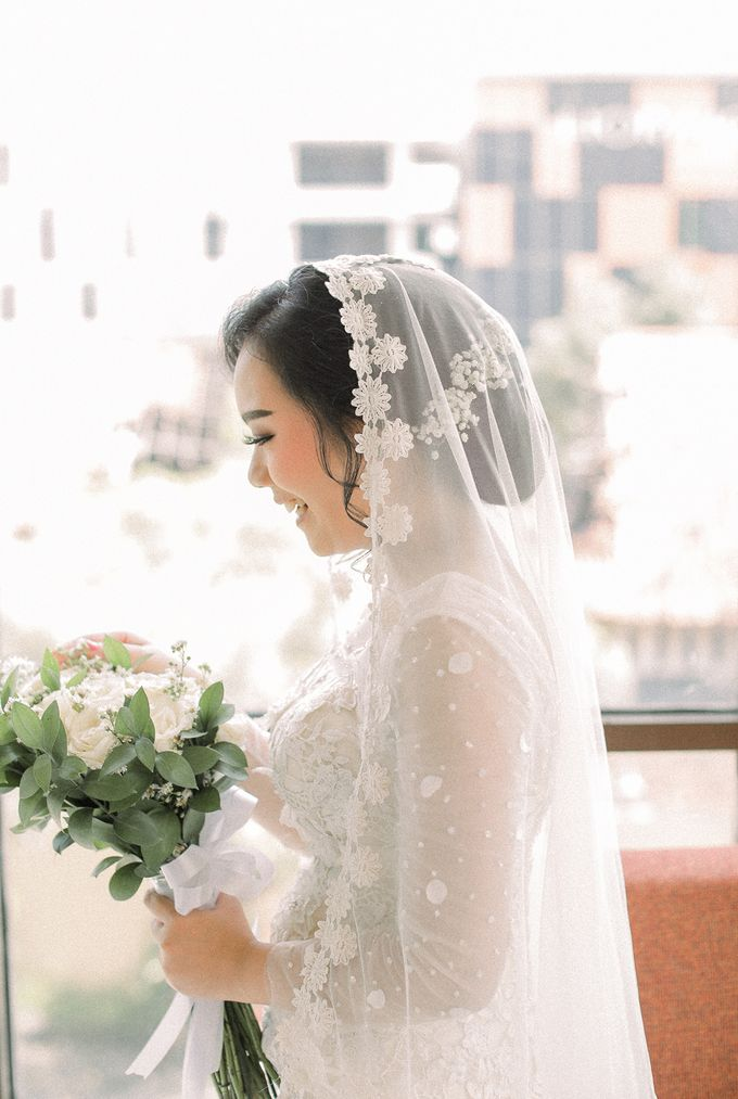Real intimate wedding on pandemic 2020 MARIA & GALUNG by Kimus Pict - 001