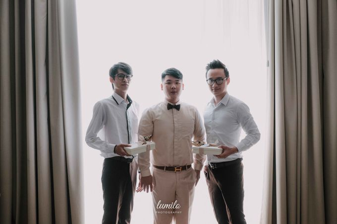 Wedding of Edo & Heidy by Lumilo Photography - 012