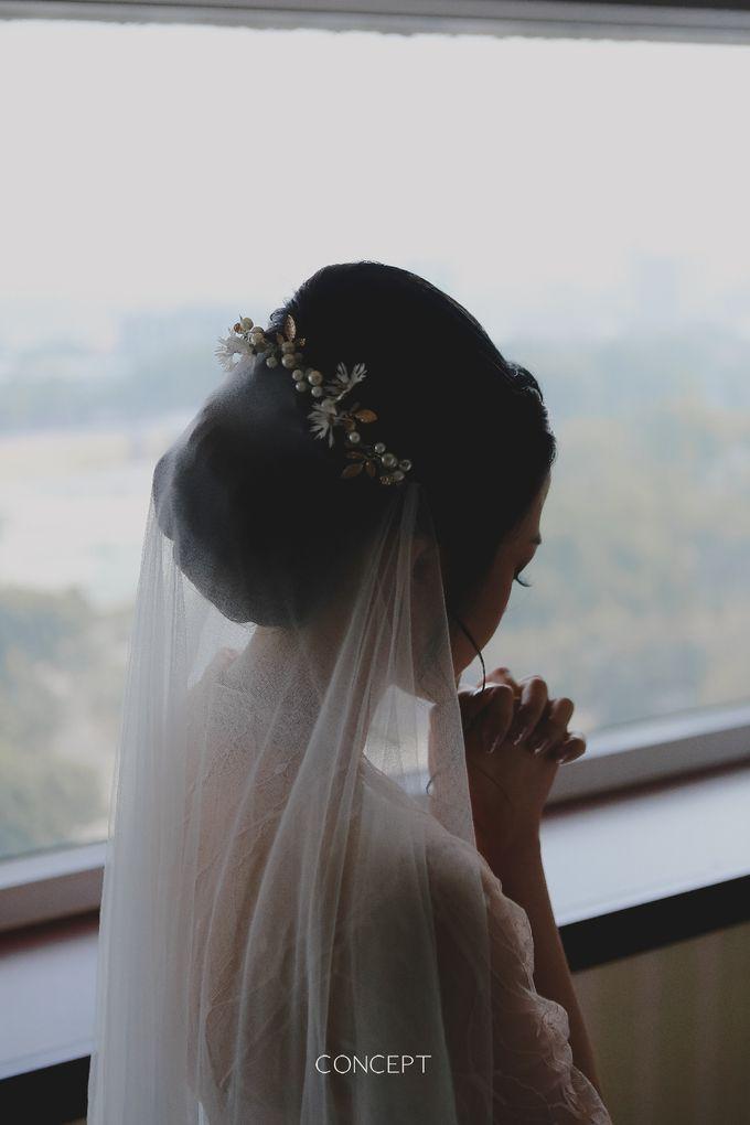 Laura dan Rusman Wedding by Ivone sulistia - 013