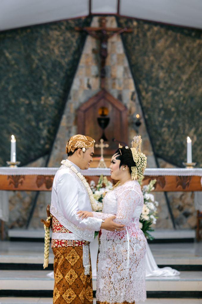 Sicil Wisnu Wedding by SAND WEDDING ORGANIZER - 002