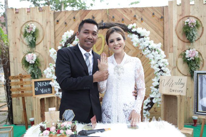 The Wedding of Supri & Delvi ❤️ by Favor Brides - 019