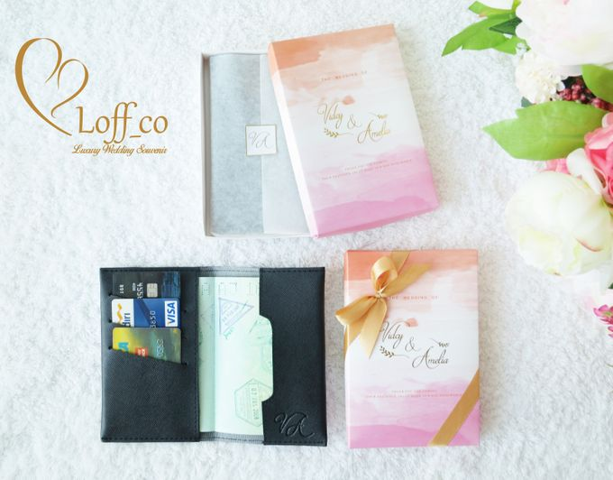 Functional Pouch, Passport & Card Holder by Loff_co souvenir - 012