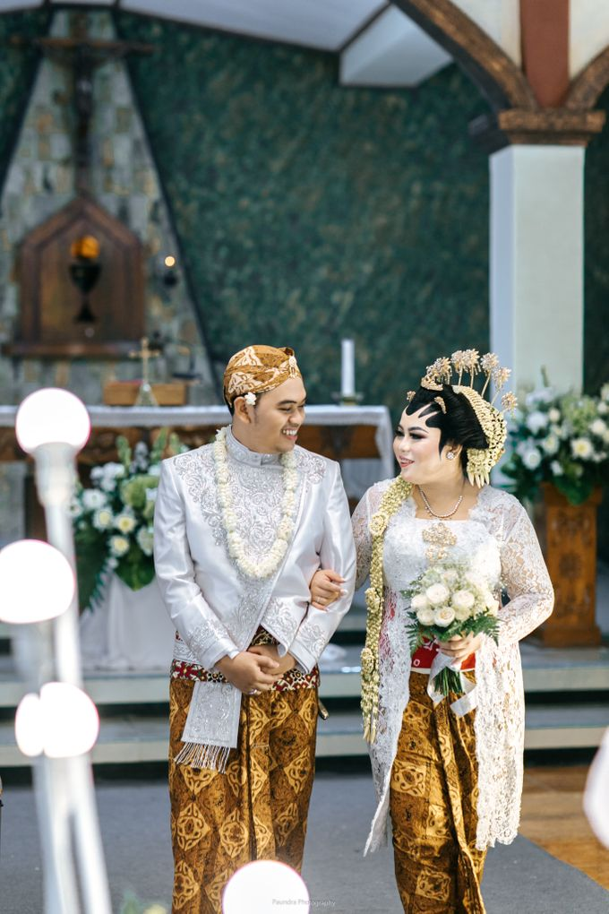 Sicil Wisnu Wedding by SAND WEDDING ORGANIZER - 003