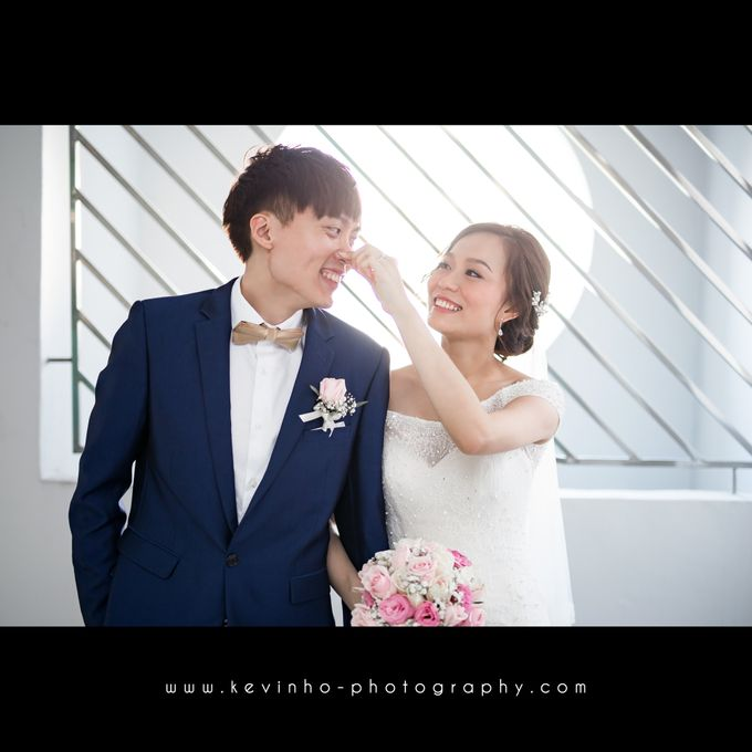 Actual Wedding Day by Kevin Ho Photography - 049