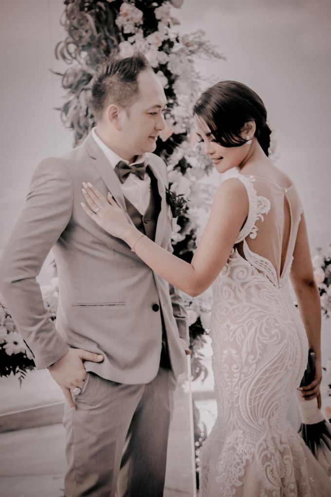 The Wedding Of Ryan & Utha by ANGELIA WARDROBE - 012