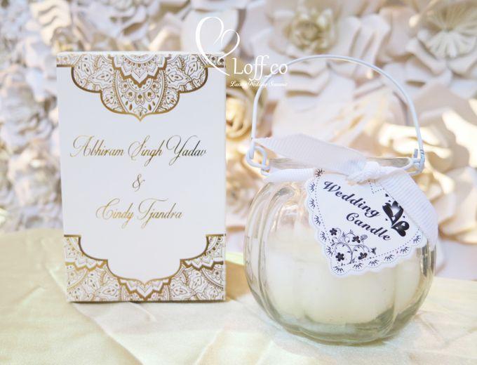 Aromatherapy Candle by Loff_co souvenir - 011