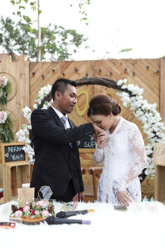 The Wedding of Supri & Delvi ❤️ by Favor Brides - 012