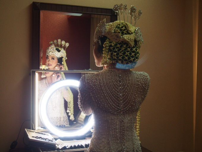 Audya's Akad Kebaya by Arthaputri Atelier - 007