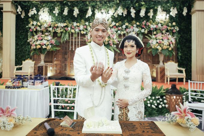 Benita & Diandra Wedding Highlight by IKK Wedding Planner - 003