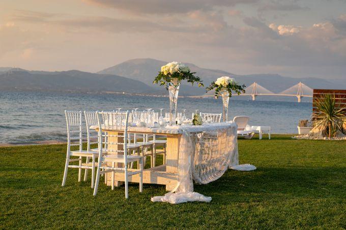 Beach wedding by Diamond Events - 003