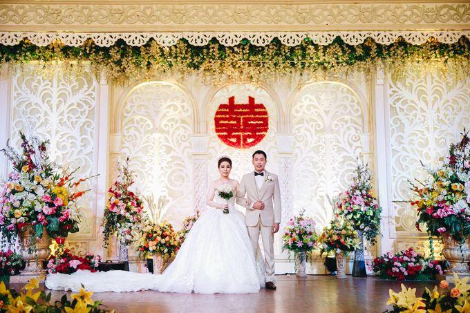 The Wedding Of Ronny & Helisa by Vertex VR Weddings - 004