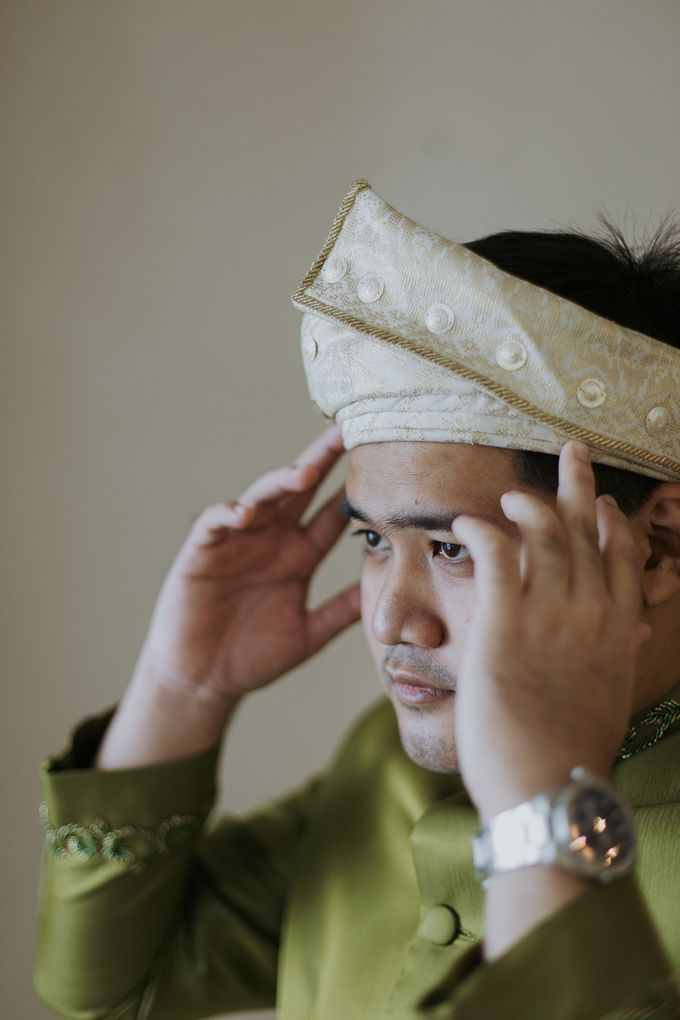 The Wedding of Filda & Hizrian by KRISTAL HOTEL JAKARTA - 007