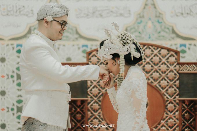 Traditional Wedding Kania & Radit by alienco photography - 018