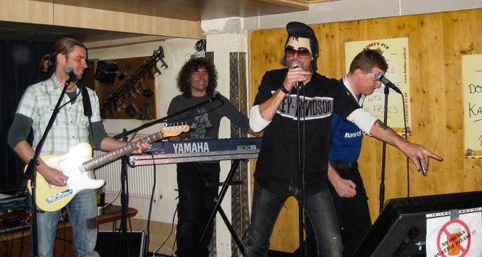 Some Events in Europe and Asia by The Karaoke Killers - 010