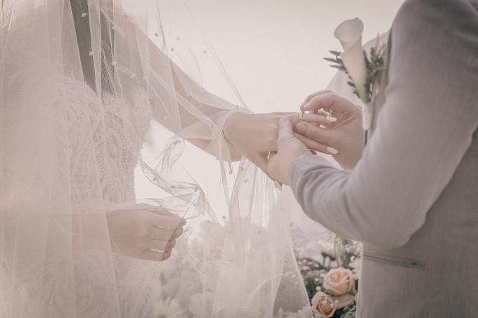 The Wedding Of Ryan & Utha by ANGELIA WARDROBE - 005