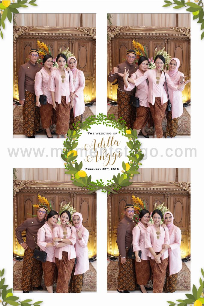 Adilla & Anggi Wedding by Moments To Go - 004