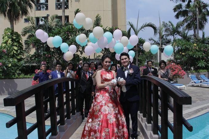The Wedding of Adi & Vera by FROST Event Designer - 013