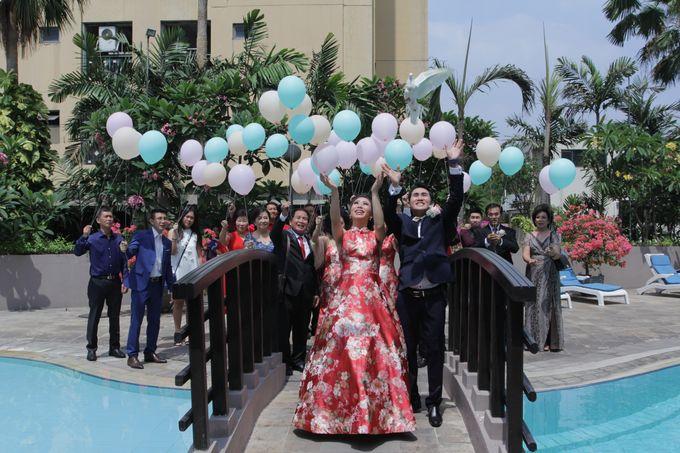 The Wedding of Adi & Vera by FROST Event Designer - 014