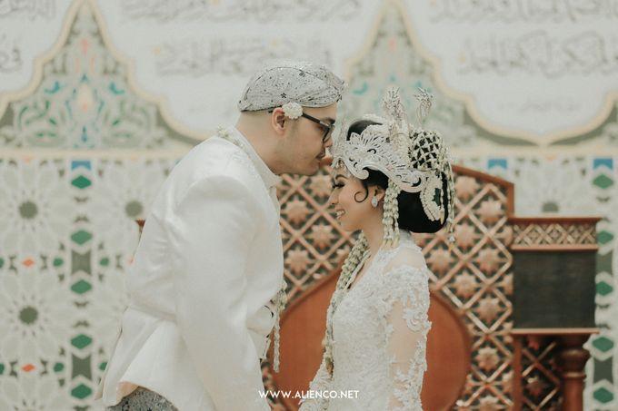 Traditional Wedding Kania & Radit by alienco photography - 019