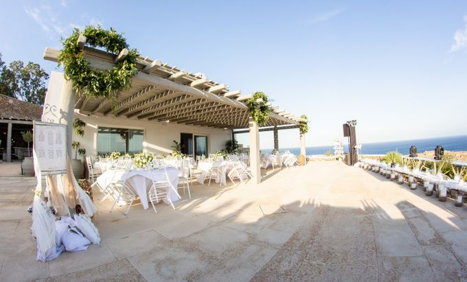 Mykonos wedding in a private villa by Diamond Events - 021