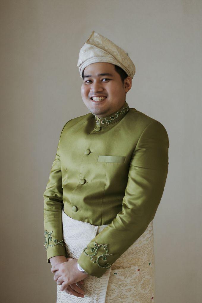 The Wedding of Filda & Hizrian by KRISTAL HOTEL JAKARTA - 008