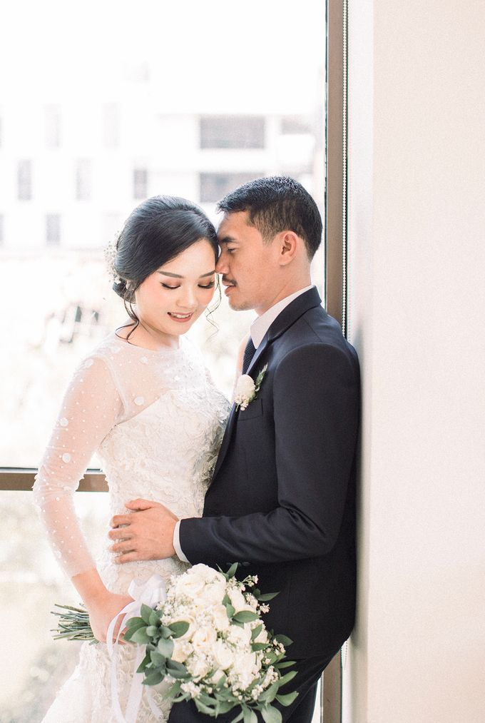 Real intimate wedding on pandemic 2020 MARIA & GALUNG by Kimus Pict - 007