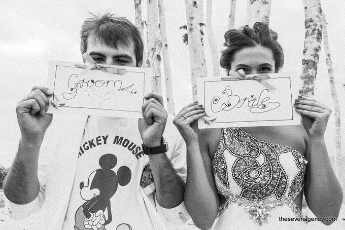 Roman & Evgeniya Wedding by ADW Photography - 004