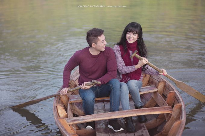 Ryandi and Lea Prewedding by Capotrait Photography - 006