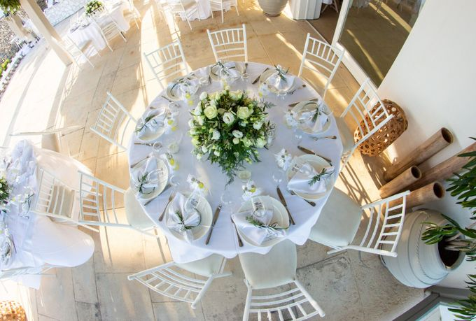 Mykonos wedding in a private villa by Diamond Events - 022