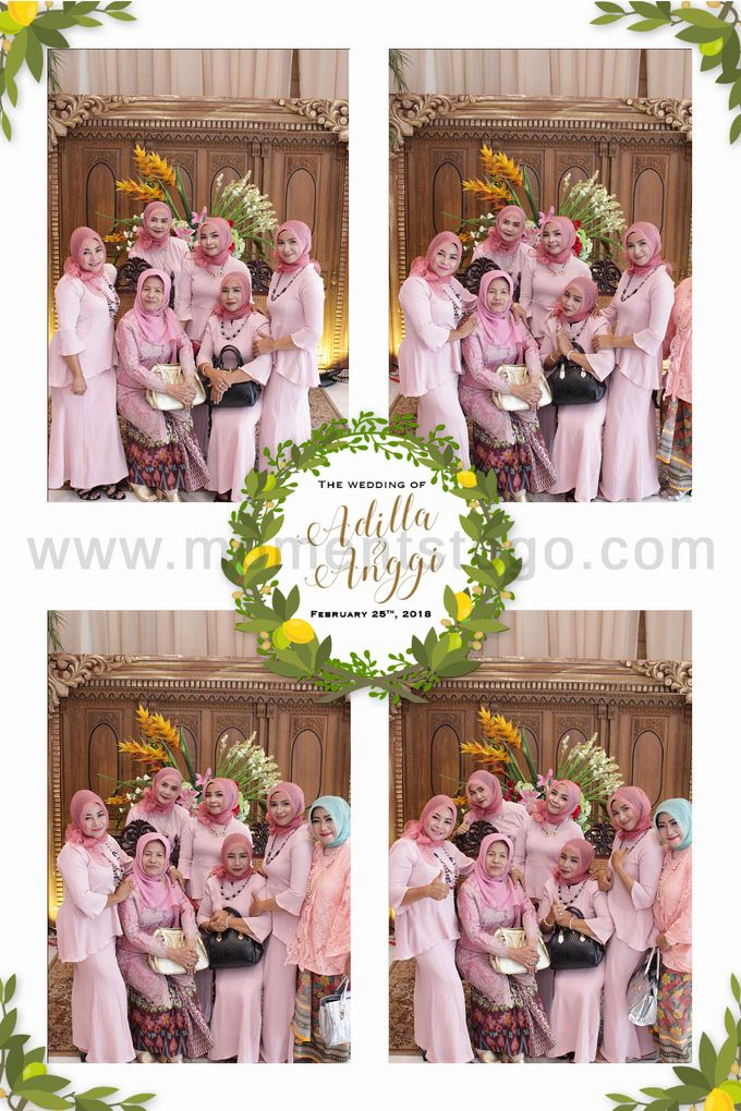 Adilla & Anggi Wedding by Moments To Go - 005