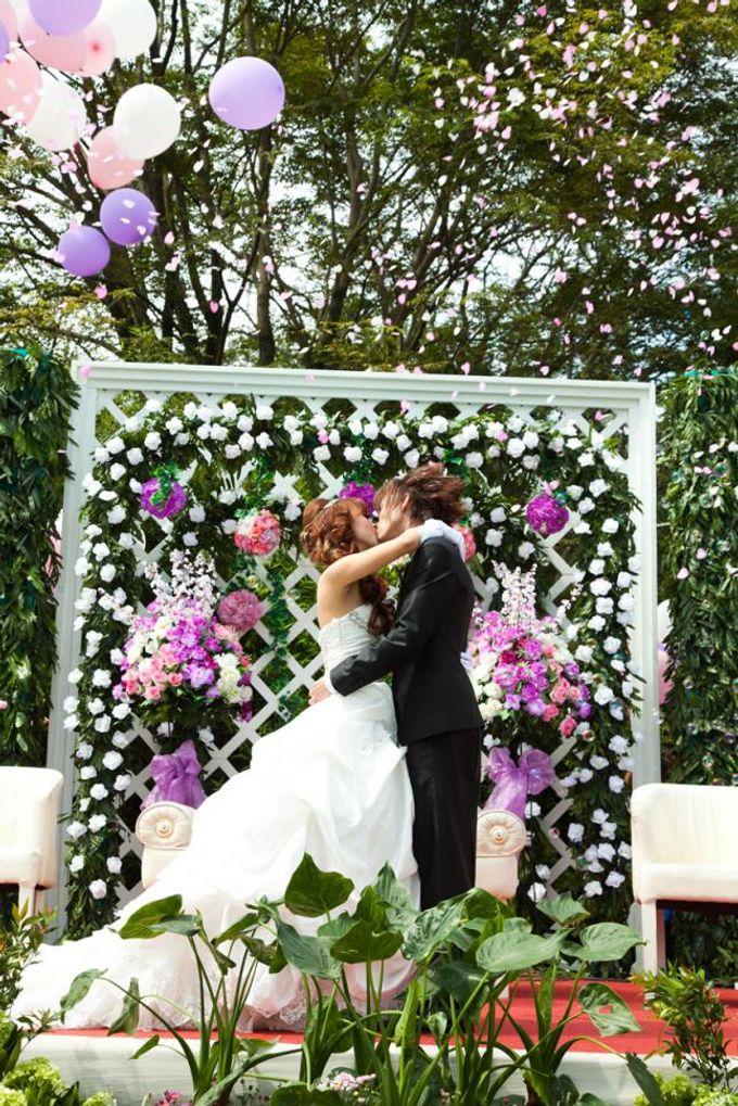 The Wedding Of Natan & Evie by Classic Pagar Ayu - 005