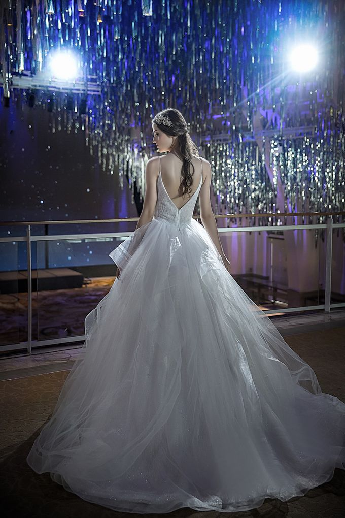Signature Bridal Gown Range - Luminous by La Belle Couture Weddings Pte Ltd - 008