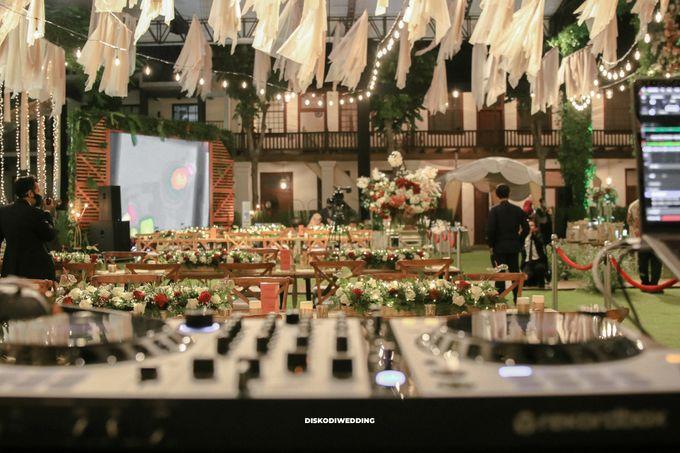 Gedung Arsip | Intimate Nurma & Trias by diskodiwedding - 013