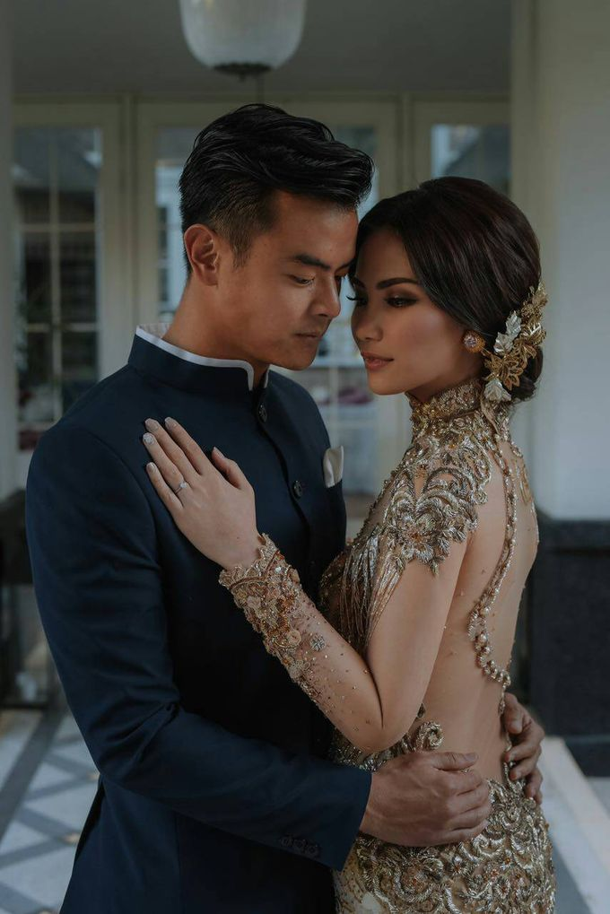 Dion Wiyoko & Fiona Anthony by Wong Hang Distinguished Tailor - 016
