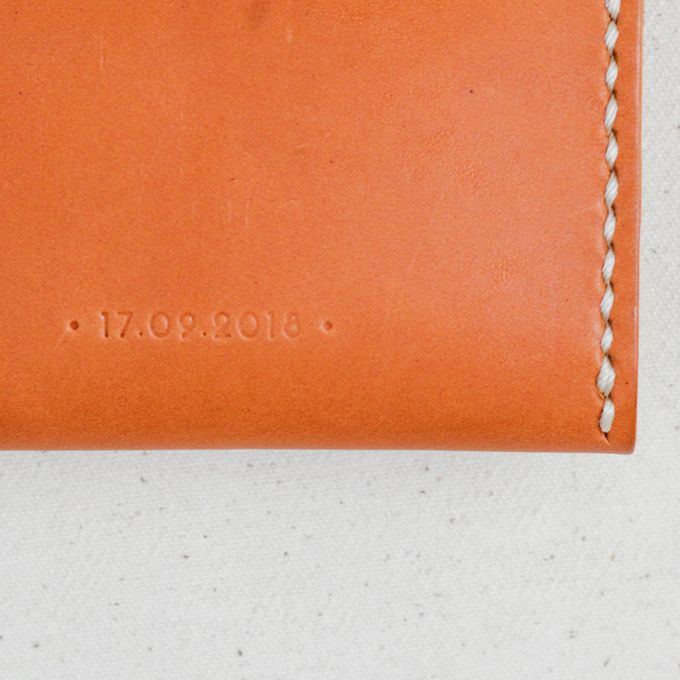 Rick & Joanne - Card Case by Rove Gift - 002