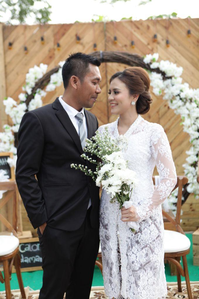 The Wedding of Supri & Delvi ❤️ by Favor Brides - 016
