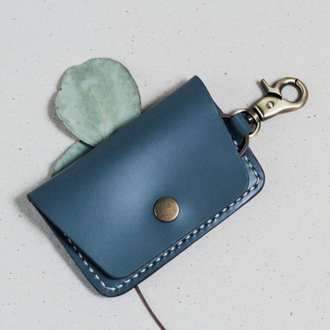 Kristanto & Adeline - Key Wallet by Rove Gift - 005