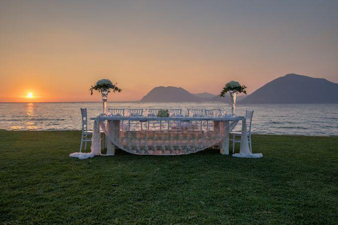 Beach wedding by Diamond Events - 004