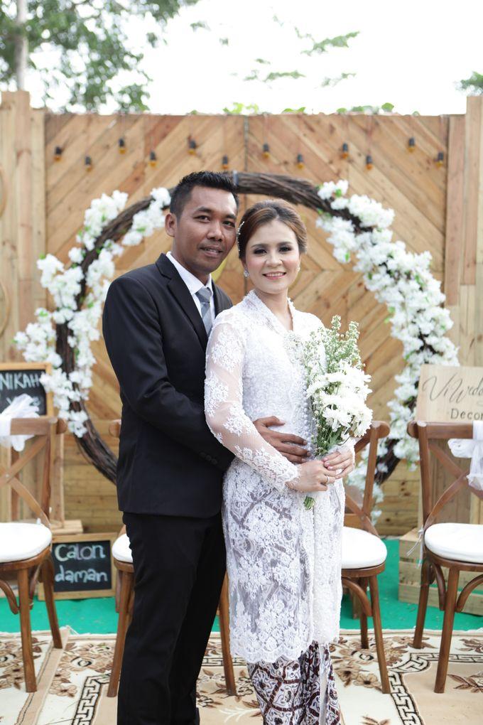 The Wedding of Supri & Delvi ❤️ by Favor Brides - 021