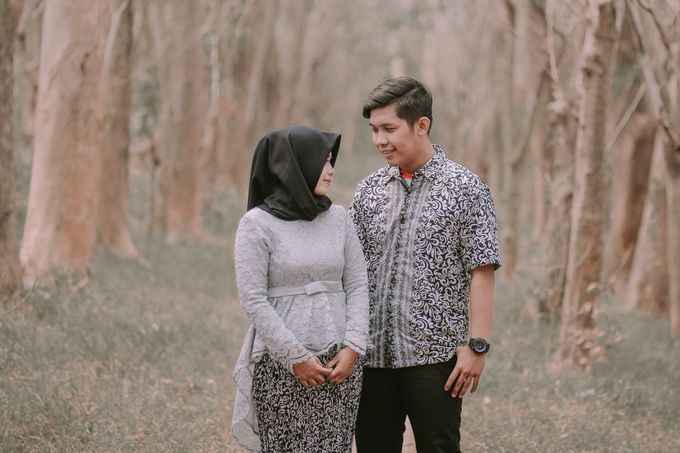 Prewedding Moment 12 Agustus 2018 by Zaki Photography - 007