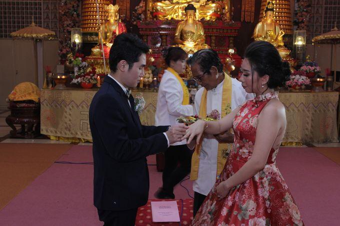 The Wedding of Adi & Vera by FROST Event Designer - 017