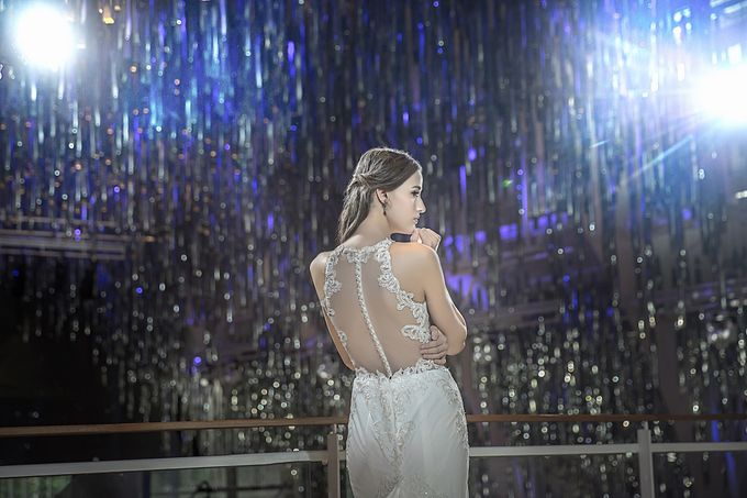 Signature Bridal Gown Range - Luminous by La Belle Couture Weddings Pte Ltd - 012