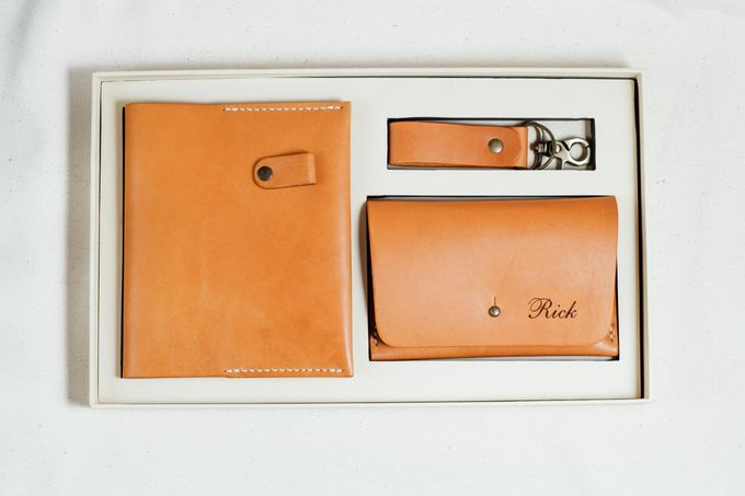 Rick & Joanne - Card Case by Rove Gift - 004