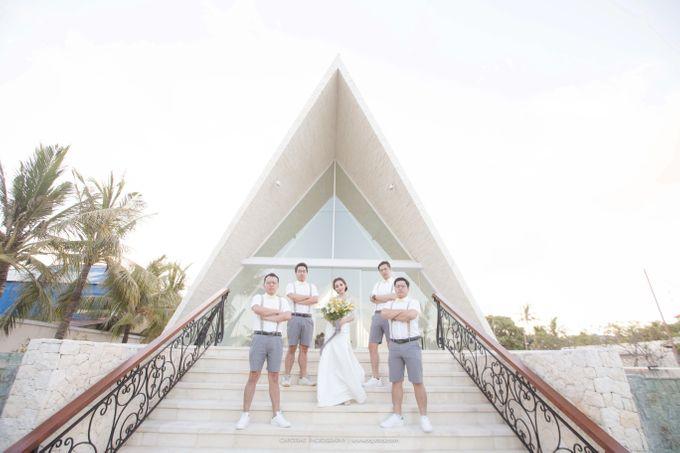Ezar and Kristi Wedding Bali by Capotrait Photography - 027