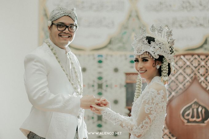 Traditional Wedding Kania & Radit by alienco photography - 021