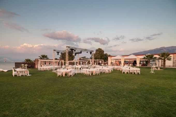Beach wedding by Diamond Events - 014