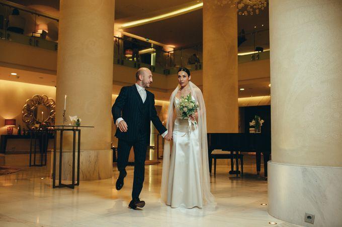International Wedding in Baku by Rashad Nabiyev Wedding Photographer - 030